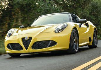 Ofertas del Alfa Romeo 4C nuevo