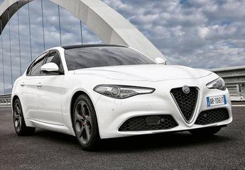 Precios del Alfa Romeo Giulia nuevo en oferta para todos sus motores y acabados