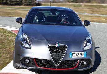 Precios del Alfa Romeo Giulietta nuevo en oferta para todos sus motores y acabados