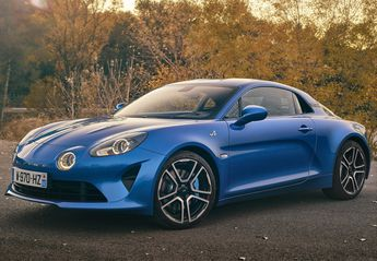 Nuevo Alpine A110 Color Edition