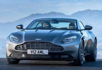 Precios del Aston Martin DB11 nuevo en oferta para todos sus motores y acabados