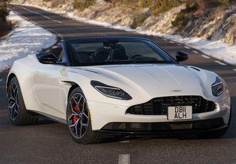 Nuevo Aston Martin DB11 Volante 4.0 510