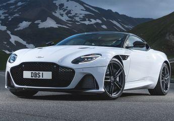 Nuevo Aston Martin DBS Superleggera