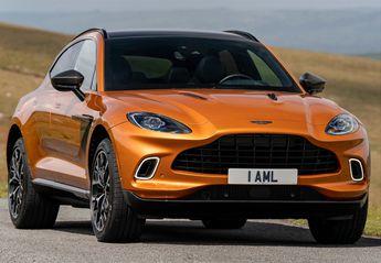 Ofertas del Aston Martin DBX nuevo