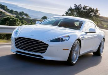 Nuevo Aston Martin Rapide S
