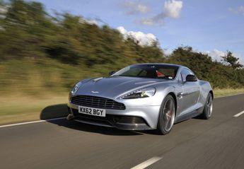 Precios del Aston Martin Vanquish nuevo en oferta para todos sus motores y acabados