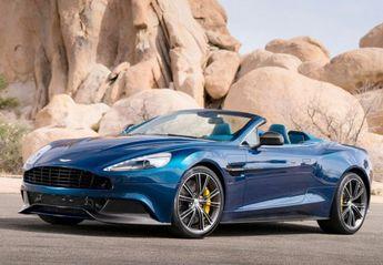 Nuevo Aston Martin Vanquish Volante