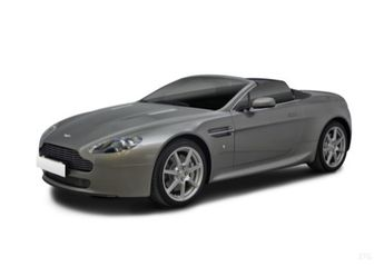 Nuevo Aston Martin Vantage Roadster