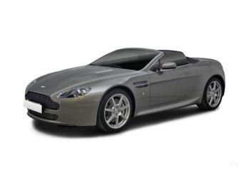 Nuevo Aston Martin Vantage S Roadster