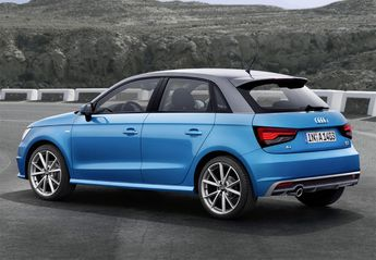 Nuevo Audi A1 Sportback 1.6TDI Attraction S Tronic