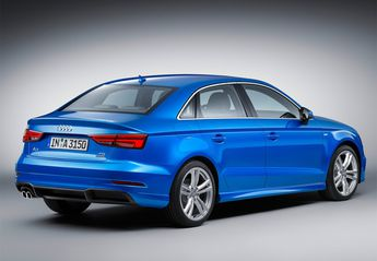 Nuevo Audi A3 Sedan 2.0 TFSI Black Line Edition 190