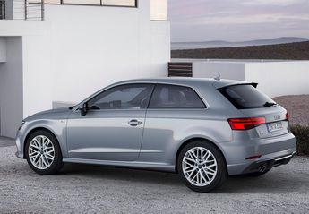 Nuevo Audi A3 Sedan 30 TFSI Black Line 85kW