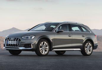 Precios del Audi A4 Allroad nuevo en oferta para todos sus motores y acabados
