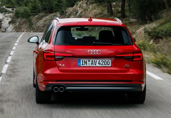 Nuevo Audi A4 Avant 2.0TDI Black Line Edition 150