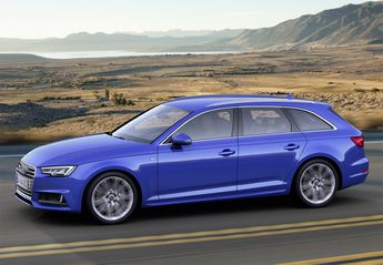 Nuevo Audi A4 Avant 50 TDI Quattro Black Line Tiptronic 210kW