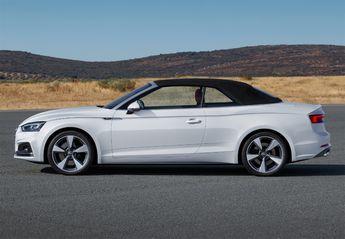 Nuevo Audi A5 Cabrio 2.0 TFSI 190
