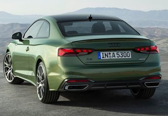 Nuevo Audi A5 Coupe 45 TFSI Advanced Quattro S Tronic