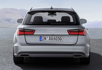 Nuevo Audi A6 Avant 2.0TDIultra Black Line Edition 150