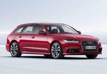 Nuevo Audi A6 Avant 3.0TDI Black Line Ed. Q. S-T 218