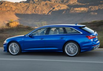 Nuevo Audi A6 Avant 50 TDI Quattro Tiptronic