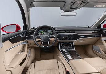 Nuevo Audi A6 Avant 50 TFSIe Black Line Quattro-ultra S Tronic