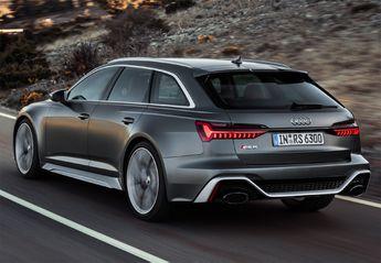 Nuevo Audi A6 RS6 Avant TFSI Quattro Tiptronic
