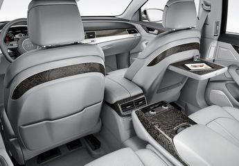 Precios del Audi A8 nuevo en oferta para todos sus motores y acabados