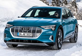 Precios del Audi E-tron nuevo en oferta para todos sus motores y acabados