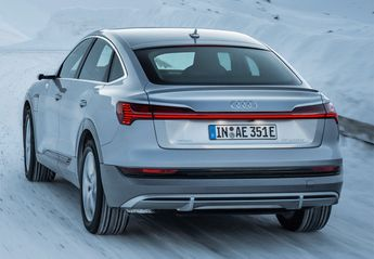 Nuevo Audi E-tron Sportback 50 Quattro Black Line Edition