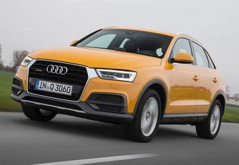 Nuevo Audi Q3 2.0TDI Attraction 120