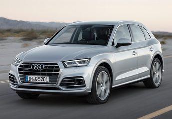 Precios del Audi Q5 nuevo en oferta para todos sus motores y acabados