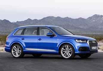 Precios del Audi Q7 nuevo en oferta para todos sus motores y acabados