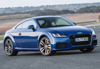 Nuevo Audi TT Coupe 1.8 TFSI S Line Edition S-Tronic