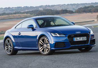 Precios del Audi TT nuevo en oferta para todos sus motores y acabados