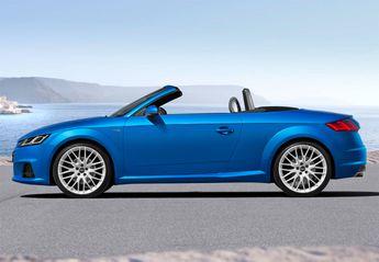 Nuevo Audi TT Roadster 2.0TDI S Line Edition