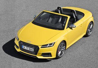 Nuevo Audi TT TTS Roadster 2.0 TFSI Quattro 310