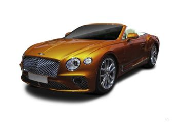 Nuevo Bentley Continental W12 GT Convertible Speed 635