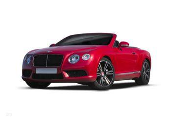Nuevo Bentley Continental W12 GT Convertible