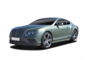 Nuevo Bentley Continental W12 GT