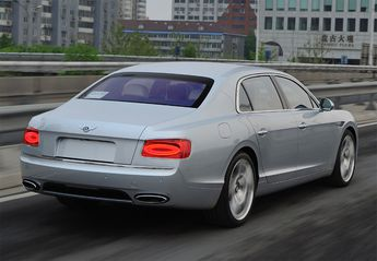 Nuevo Bentley Flying Spur Mulliner 625