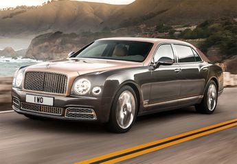 Precios del Bentley Mulsanne nuevo en oferta para todos sus motores y acabados