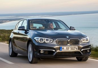 Precios del BMW Serie 1 nuevo en oferta para todos sus motores y acabados