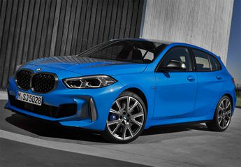Nuevo BMW Serie 1 120dA XDrive (4.75)