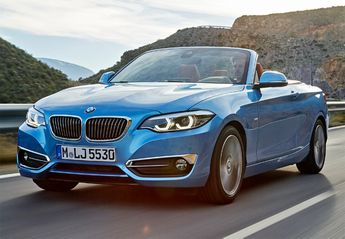 Nuevo BMW Serie 2 218dA Cabrio