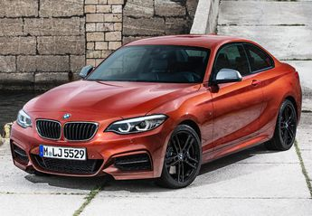 Nuevo BMW Serie 2 218dA Coupe