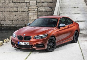 Nuevo BMW Serie 2 225dA Coupe (4.75)