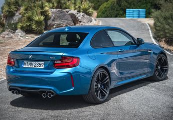 Nuevo BMW Serie 2 M2