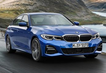 Nuevo BMW Serie 3 318d Touring