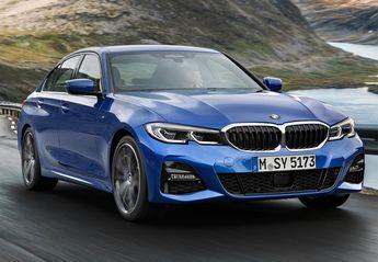 Nuevo BMW Serie 3 318dA