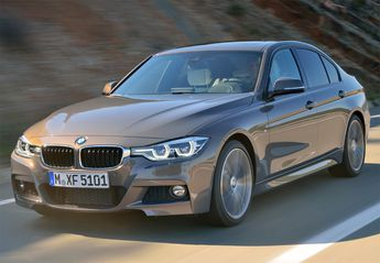 Nuevo BMW Serie 3 320d EfficientDynamics